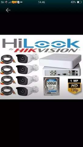 Paket kamera CCTV lengkap Tigaraksa Tangerang