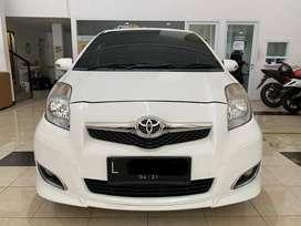 Toyota Yaris S 2011 MT --Tangan Pertama, Unit terawat