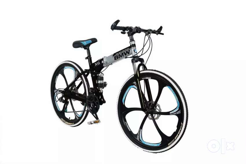Brand New Model Bmw X6 Foldable Cycle 0