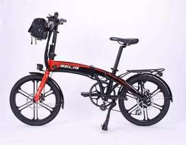 Sepeda Listrik Selis SOI