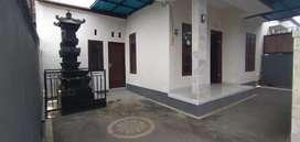 Rumah dijual T40/80 di Utara RS Tabanan