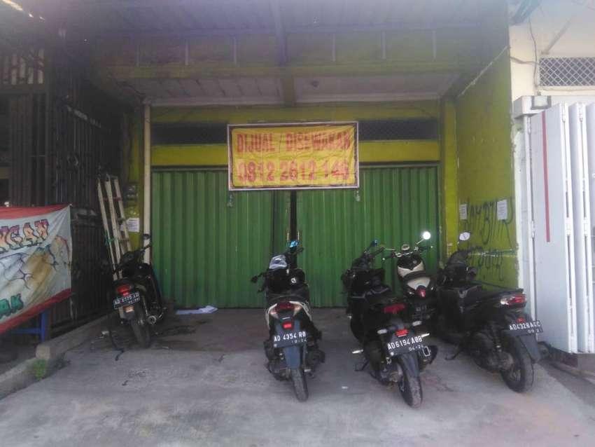 Dijual/disewakan Ruko di Pinggir Jalan Ahmad Yani Barat BRI Pabelan 0