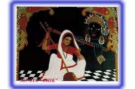 """"""" मीरा का मोहन """" ये पेंटिंग ऑयल कलर से बनाई हूं, मुझे राजस्थान पसंद है"""