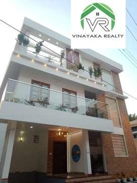 2500sqft 4bhk Posh New house on 6 cent, 6 car parking at Kadavanthra