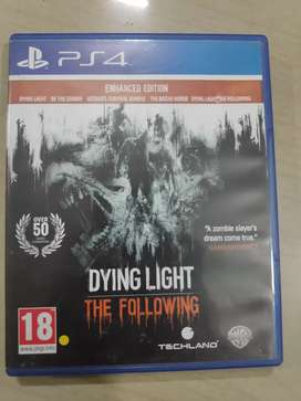 Dying Light - The Following. ENHANCED EDITION