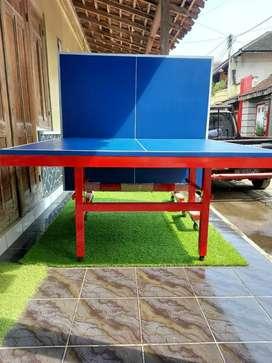 Meja pingpong baru standart internasional