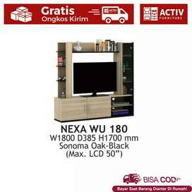 Rak TV / Wall Unit NEXA WU 180
