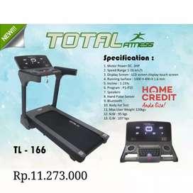 TREADMILL TL 166