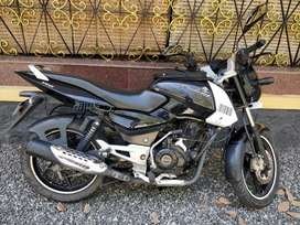 Well maintained pulsar 150 with good condition