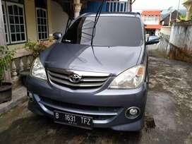 Dijual Avanza S manual 2010