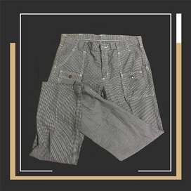 LP LONG PANT JEANS Second Branded Celana Pria Carhartt long pants Ori