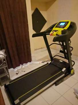 Treadmill yellow grade A elektrik