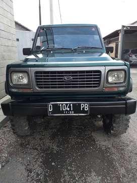 Daihatsu Feroza 1995 Bensin