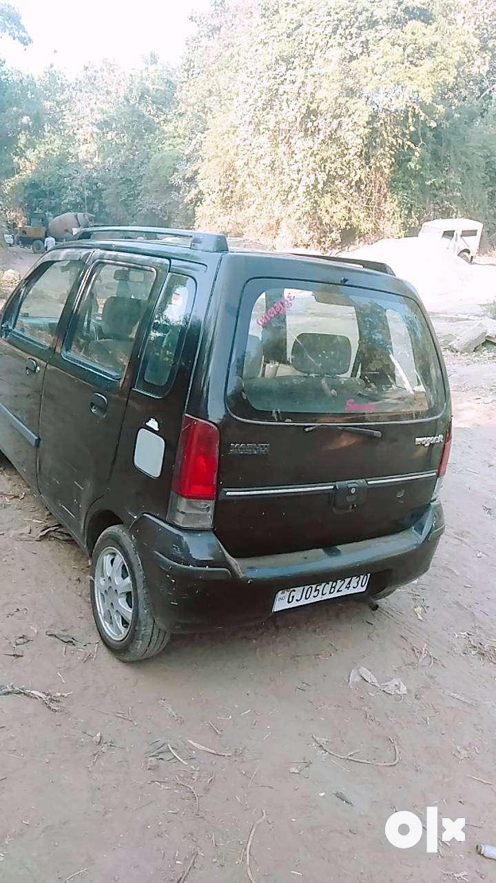 Maruti Suzuki wagnor R black 0