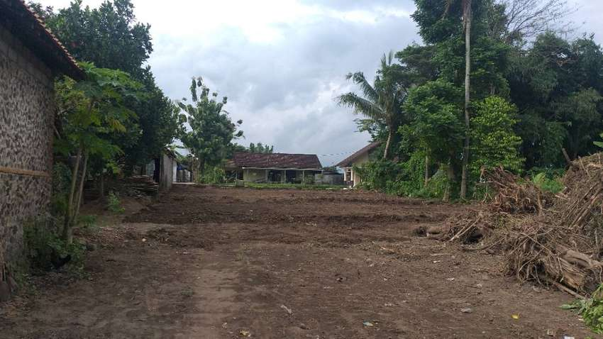 Tanah Kavling Murah Kalasan Sleman, Dekat Stadion Maguwoharjo