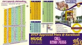 DTCP Plots at Karaikudi