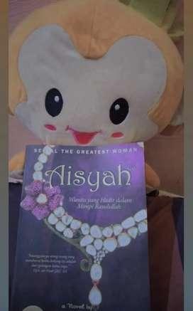 Buku Novel Aisyah