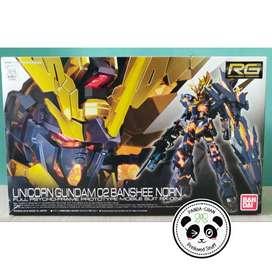 ((NEGO)) RG Unicorn Gundam 02 Banshee Norn RX-O [N]