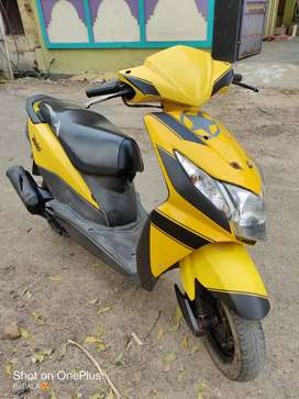 2015 HONDA DIO SINGLE OWNER VERY GOOD CONDITION SELF START WORKING