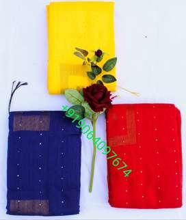 Handloom Jamdani Sharees