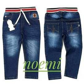 Celana Jeans anak Original Noemi 1 - 2 Tahun