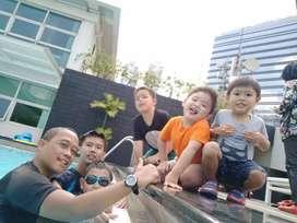 Kursus Renang Les Privat Belajar Berenang Jakarta
