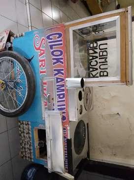 Jual roda bekas