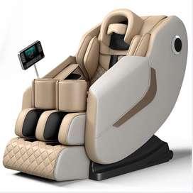 Massage chair premium quality with zero gravity brand new seal pack