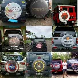Cover/Sarung Ban Daihatsu Taft/Rush/Terios/Escudo/sidekick JelasMewah