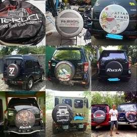 Cover/Sarung Ban Terios/Katana/Suzuki Katana/Rush/Perkasa stock siap k