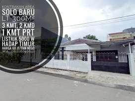 Kontrakan Area Solo Baru Boleh Untk Kantor,Dekat The Park,Hartono Mall