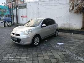 Nissan March 1.2 L Automatic 2012