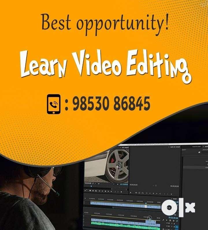 Learn video editing 0