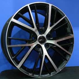 TWILIGHT TY0185 R19x8 Lubang5 BMF - HSR Velg/Pelek Mobil Import