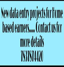 Offline assignment job simple data entry in note pad typing project
