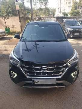 Hyundai Creta 1.6 SX (O), 2019, Diesel