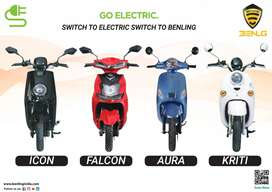 Electric Vehicles Dealership( Starting from just4-5 Lakhs)