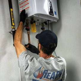 Water heater service for all brands