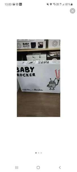 Coco Latte Baby Rocker