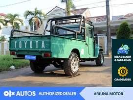 [OLX Autos] Toyota Land Cruiser FJ40 1965 3.0 Solar M/T Hijau #Arjuna