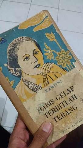 Habis Gelap Terbitlah Terang - R.A Kartini