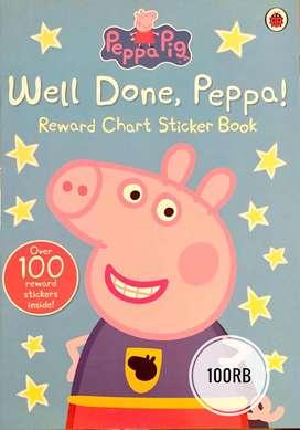 Peppa Pig Story Book | Buku Cerita Peppa Pig | Buku Cerita Anak import