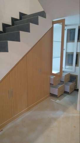 Lemari almari HPL kitchenset Minibar Furniture Interior HPL dipan