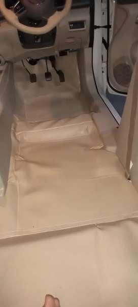 Lucky car flooring