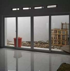 Pintu sliding kaca dan alumunium758
