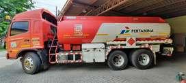 Dijual Hino FL 235 JN 2010 Tangki Eks Pertamina