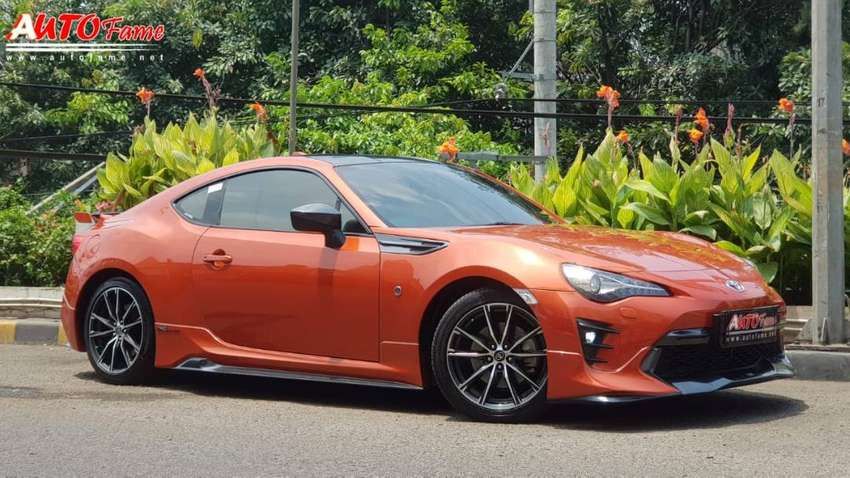 Toyota New FT86 Facelift 2016 Orange TRD Sportivo Like New!!! 0