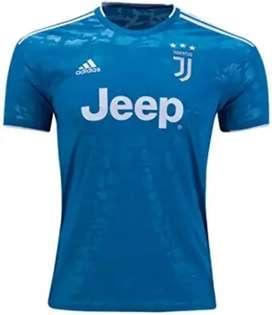 Jersey sport biru keren