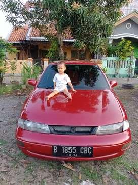 CatMULUS Terawat TIMOR DOHC S515i th2000 sehat interior Rapih bs TT