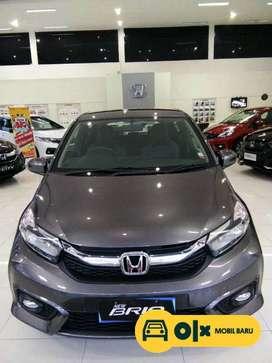 [Mobil Baru] Honda BRIO S MT 2019 Dp 10 jt an, Angsuran 3 jt an
